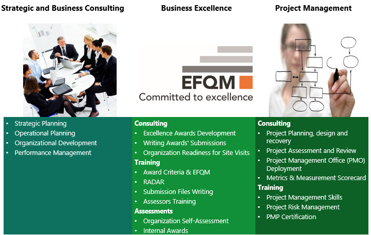 Strategic and Business Consulting